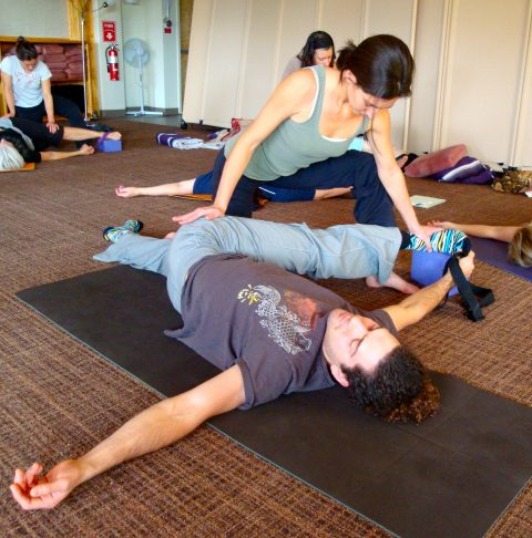 March 7 ~ Partner Stretching and Shiatsu Massage, Turtlesong Yoga, Hooksett, NH