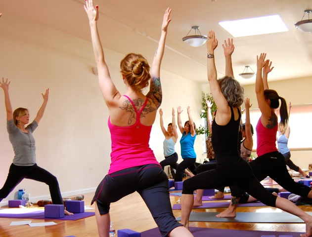 Boston 200 Hour Yoga Training in Arlington, MA