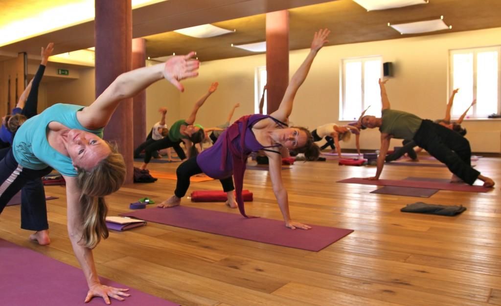 Yoga of Energy Flow: Daniel Orlansky - Boston based