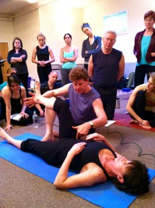 Boston Yoga Teacher Training