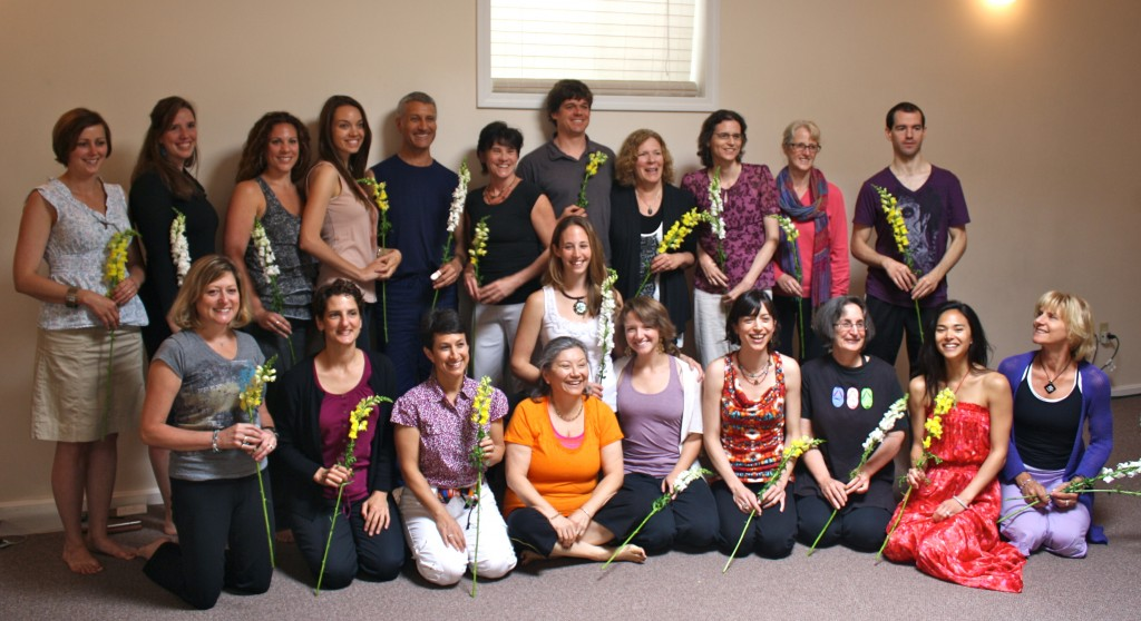 Yoga Teacher Training Graduates Boston June, 2012 | Arlington, MA