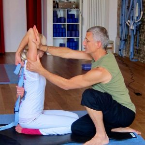 July 13 ~ Partner Stretching and Shiatsu, Laughing Dog Yoga, Wellesley, MA