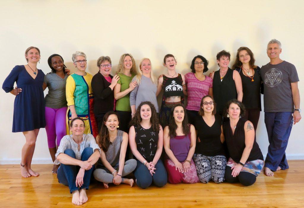 Yoga of Energy Flow 200-Hour Teacher Training Graduation Photo 2018
