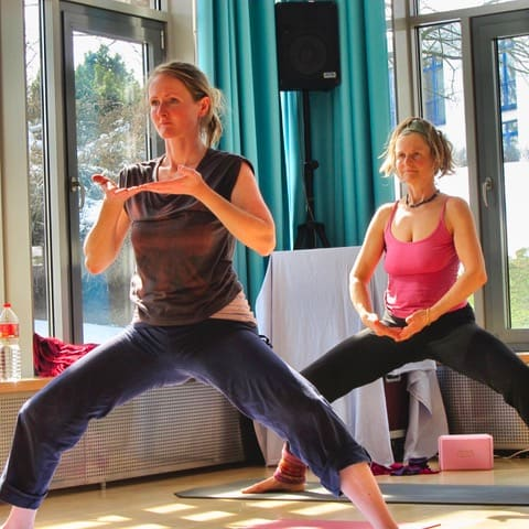 March 6 ~ Introduction to Qi Gong: A Moving Meditation, Live Stream, Laughing Dog  Yoga