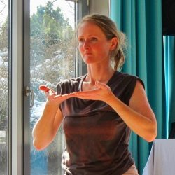 January 5 ~ Flow Into the New Year with Grace and Radiance, Borealis Yoga, Medford, MA