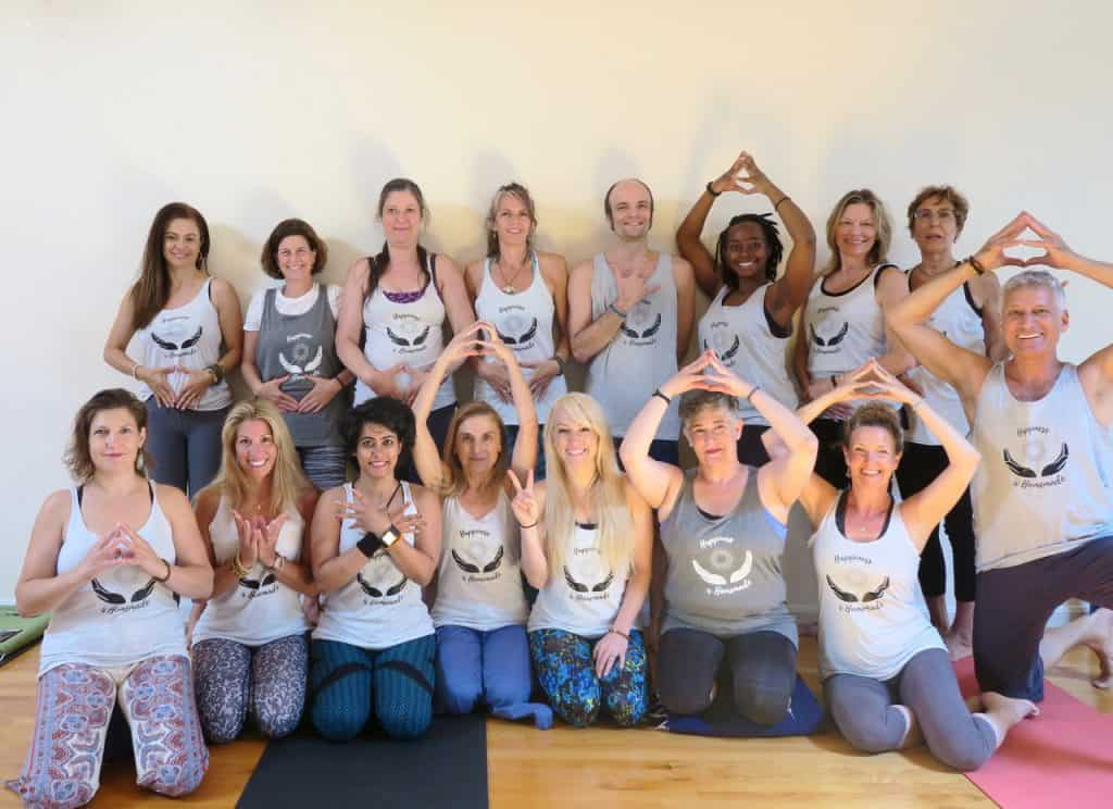 Yoga of Energy Flow 300-Hour Teacher Training Graduation Photo