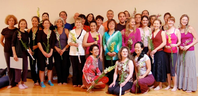 Yoga Teacher Training Graduates Boston